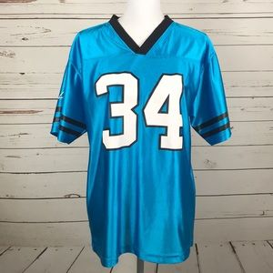 Tops - Panthers D Williams jersey size boys XL Women's M